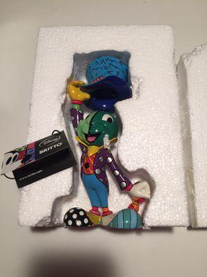 Disney Britto Jiminy Cricket figurine for Sale in Sunrise, FL