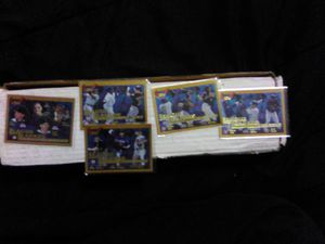 Mint Topps League Leaders set for Sale in Montrose, CO