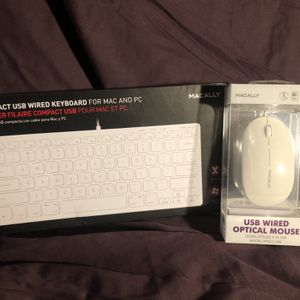 Macally Computer Mouse & Keyboard for Sale in Weedsport, NY