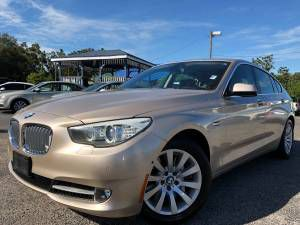 BMW 550I Grand Turismo '10 1 owner new $4999down~$349month insur inclu - $11998 (7414 N Florida Ave. Tampa, FL (Please ask for Toris luxury auto mall for Sale in Tampa, FL