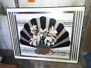 Cuadro en perfectas condiciones y muy hermoso para que lo tengas en tu sala for Sale in Aurora, IL