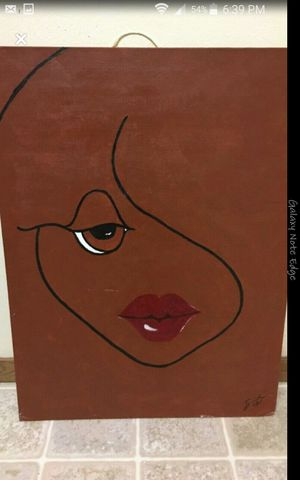 One of a kind Canvas painting for Sale in Eau Claire, WI
