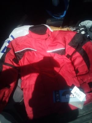 Bilt for kids from cycle gear motorcycle jacket for Sale in San Diego, CA