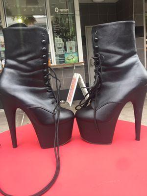 Pleaser 8inch platform heels for Sale in Snohomish, WA