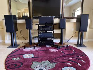 Vintage Polk Audio Speaker System - Original Owner for Sale in Hudson, FL