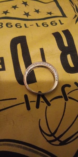 Sterling Silver .925 CZ ring for Sale in Zanesville, OH