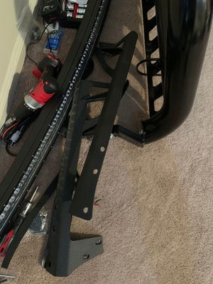 Jeep light bar mount for Sale in Fort Drum, NY