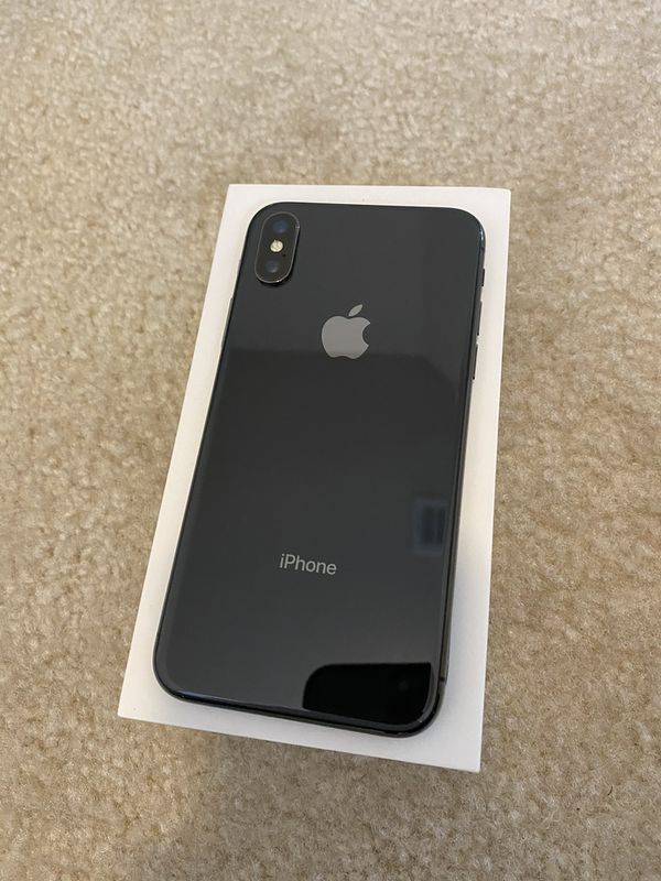 iPhone X t mobile 64gb