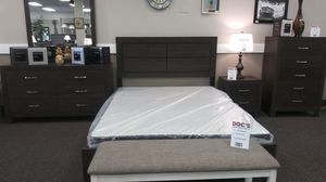 New Hopkins Platform Bed Set for Sale in West Columbia, SC