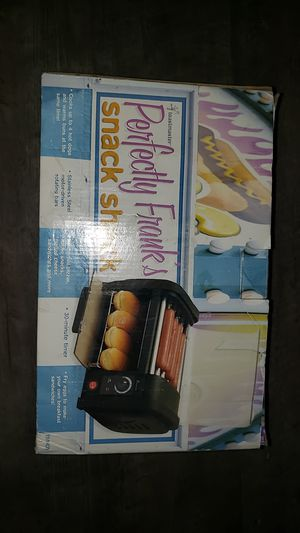 PERFECTLY FRANKS toaster oven (VINTAGE) for Sale in Kennewick, WA