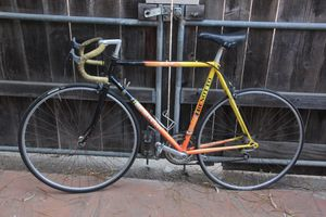 Vintage Benotto road bike for Sale in San Diego, CA