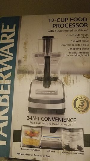 Food processor for Sale in Hallandale Beach, FL
