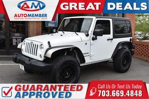 2014 Jeep Wrangler for Sale in Leesburg, VA