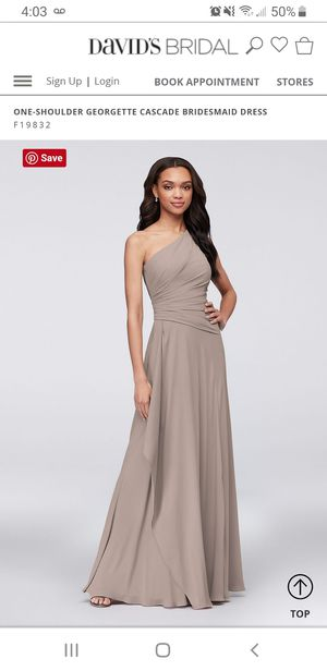 Plus size bridesmaid/formal dress for Sale in Holly Springs, NC