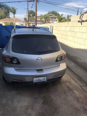 2005 Mazda 3 for parts for Sale in Whittier, CA
