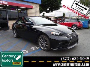 2016 Lexus IS 200t for Sale in Los Angeles, CA