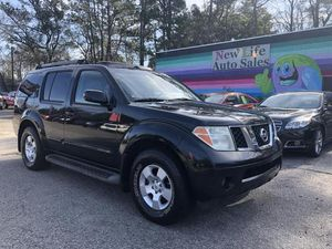 2007 Nissan Pathfinder for Sale in Charleston, SC
