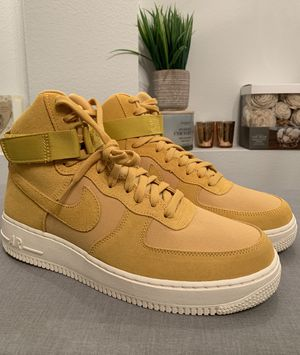 Nike AF1 High Suede size 9.5 Men's for Sale in Kissimmee, FL