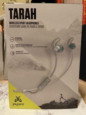 Jaybird Tarah Wireless Sport Headphone Earbuds for Sale in Chicago, IL