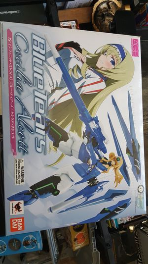Infinite Stratos figure for Sale in Sacramento, CA