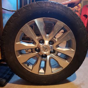20in Toyota Rims and Tires for Sale in Clifton, NJ