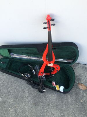 Electric violin 🎻 full size for Sale in Livermore, CA