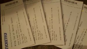 August 15 twisted tickets for Sale in Fort Collins, CO