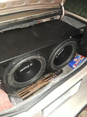 Loud car audio for Sale in Houston, TX