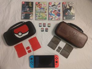 Nintendo Switch Bundle for Sale in Astatula, FL