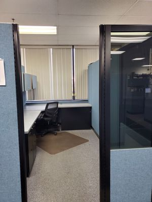 2 Large Office Cubicles for Sale in Neffsville, PA