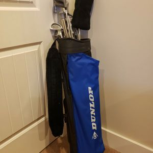 Dunlop 11 Piece Golf Club Set for Sale in Arlington, VA