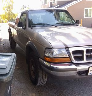 1998 Ford Ranger XLT Extended Cab 4X4 V-6 Speed for Sale in Seattle, WA