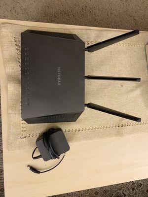 Netgear Nighthawk AC1900 Smart Wifi Router for Sale in Bellevue, WA
