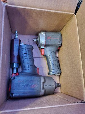 Ingersol/Rand & Matco air tools for Sale in Spokane, WA