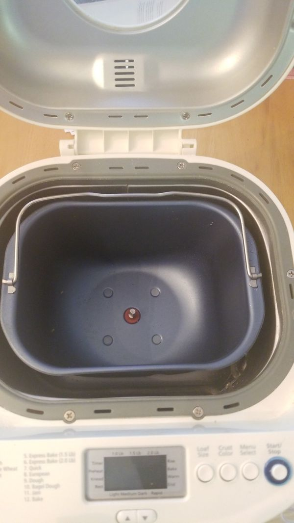 Oster 2 lbs Bread maker Expat moves
