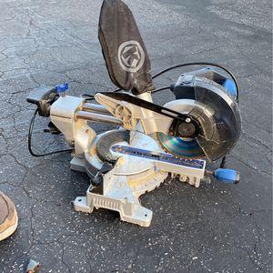 Kobalt Miter Saw for Sale in Virginia Beach, VA