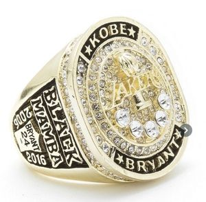Kobe Bryant 2016 NBA Championship Ring Collectable for Sale in Brooklyn Center, MN