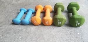 Hand Weights for Sale in Santa Fe Springs, CA