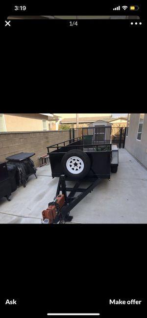 Utility trailer 5'x15' for Sale in Anaheim, CA