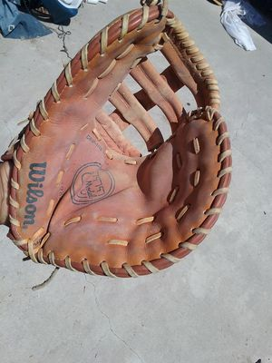 Wilson softball first base glove for Sale in West Covina, CA