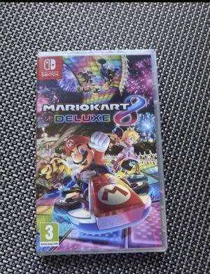 Mariokart deluxe 8 for Sale in Grand Terrace, CA