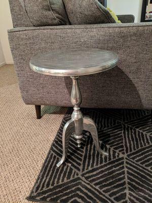 Vintage Metal Side Table for Sale in Los Angeles, CA