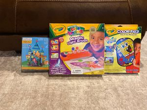 Kids Art and Crafts Package Deal-NEW for Sale in South Brunswick Township, NJ