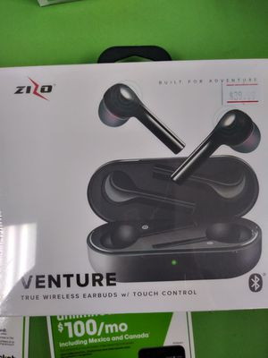Zizo Wireless Earbuds (bass response +) for Sale in Maitland, FL