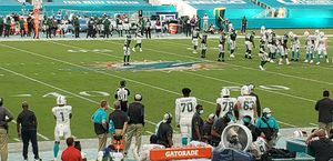 Dolphins rams tickets 148 row 17 6 available tua for Sale in Fort Lauderdale, FL