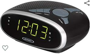 Alarm Clock Radio with 0.9-Inch Green LED Display for Sale in Torrance, CA