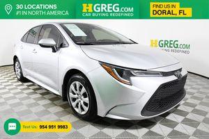 2020 Toyota Corolla for Sale in Doral, FL