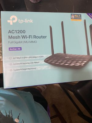 WiFi router for Sale in Buffalo, NY