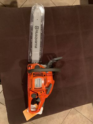 Husqvarna chainsaw for Sale in West Covina, CA