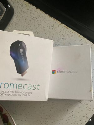 Chromecast for Sale in Columbus, GA
